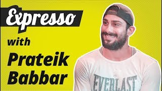 Prateik Babbar Interview About His Battle With Drugs | Expresso EP 9