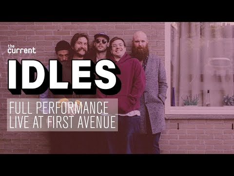 IDLES - Full Concert, Live At First Avenue (from The Current)