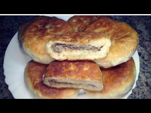 Беляши с мясом - Домашний Рецепт, Сочные и Нежные!!! Meat Pasty