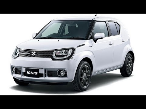 suzuki ignis 2018 youtube. Black Bedroom Furniture Sets. Home Design Ideas