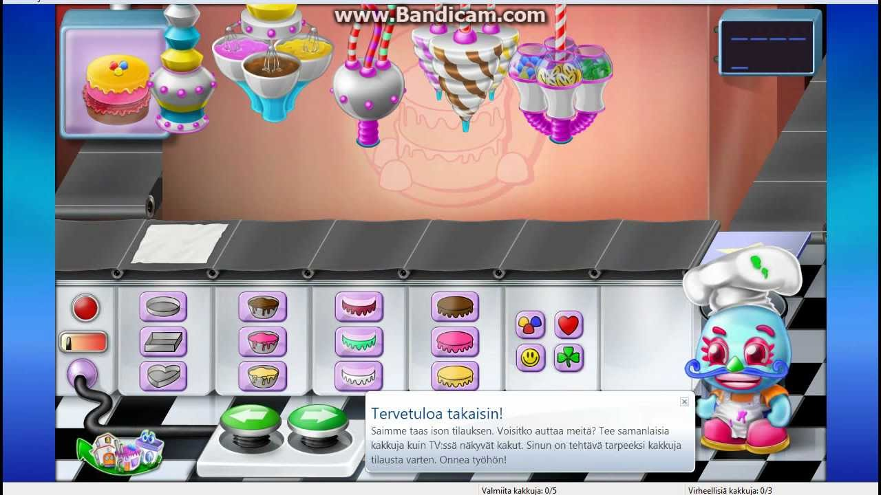 Comfy Cake Ep1 Purble Place Youtube