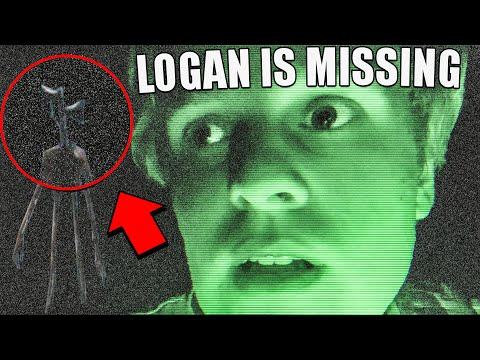 SIREN HEAD TOOK LOGAN! Logan Is Missing After Exploring Haunted Tunnel At 3AM