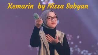 Kemarin ~ Vocalist by Nissa Sabyan