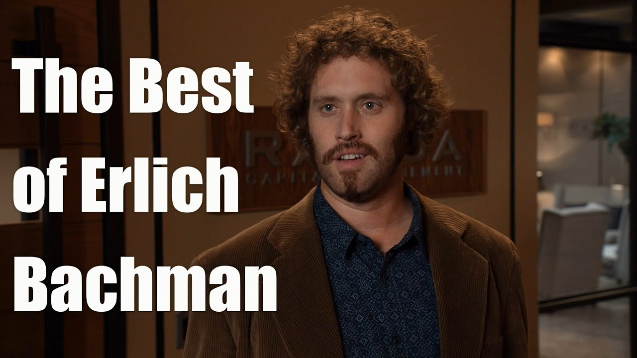 Silicon Valley Season 1 4 The Best Of Erlich Bachman Youtube
