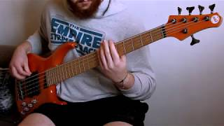Cannibal Corpse - Scavenger Consuming Death (Bass Cover)