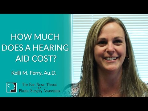 How Much Does a Hearing Aid Cost? | ENT Orlando