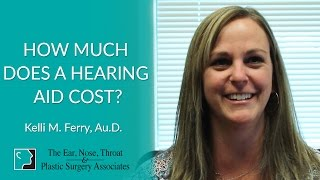 How Much Do Hearing Aids Cost - How Much?