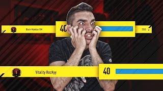 DjMaRiiO vs 2 TOP 40 de 40 en FUT CHAMPIONS !! Vitality Rocky & Black Mambas