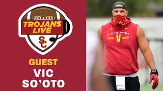 Trojans Live 4/5 - Vic So'oto