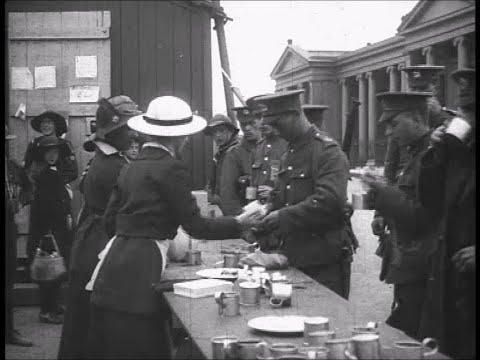 Dublin in 1916