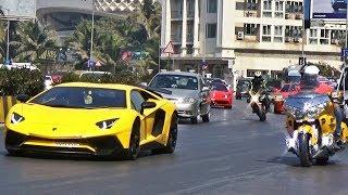 Millionaire's Of Mumbai, India - 2019 Parx Supercar Show