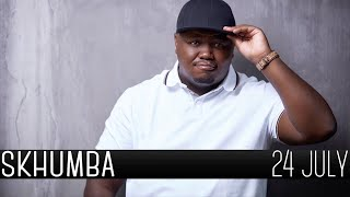 Skhumba Talks About His High School Days