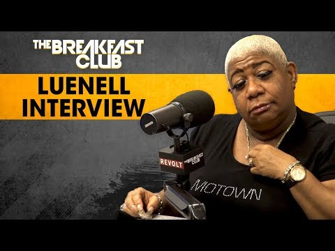 Luenell Gets Nasty On The Breakfast Club, Talks InstaComics, Wendy Williams  More