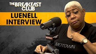 Luenell Gets Nasty On The Breakfast Club Talks Insta-Comics Wendy Williams  More
