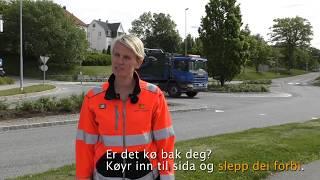 Statens vegvesen - korleis blir fartsgrensa bestemt?