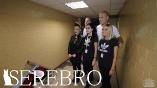 SEREBRO at Britney Spears show in Moscow / Highlights /