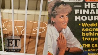 Princess Diana Crash Simulation, OJ Crime Exhibit At New Museum
