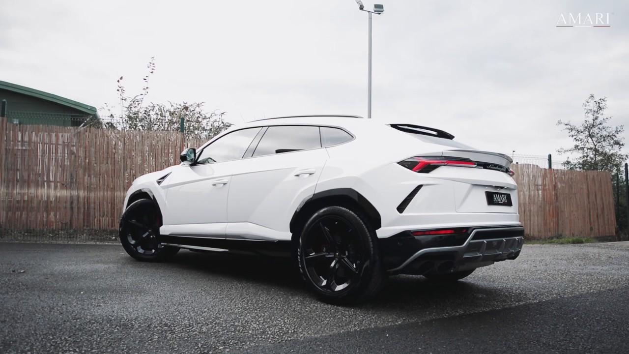 Lamborghini Urus Start Up Sound Youtube