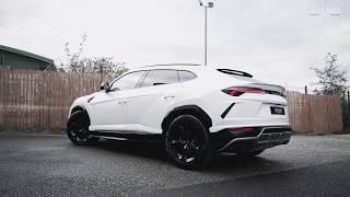 Lamborghini Urus Sound