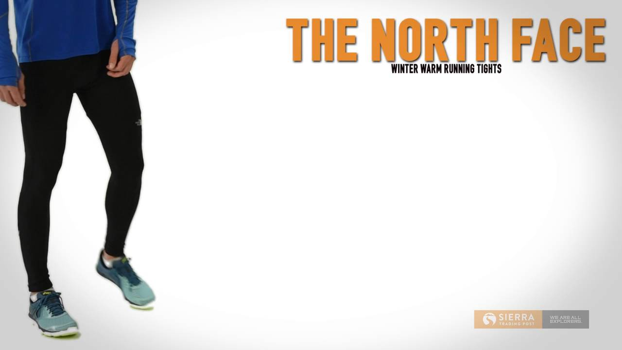 b299ccb7b The North Face Winter Warm Running Tights (For Men)