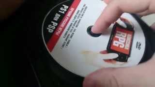 пиратские диски на PSP