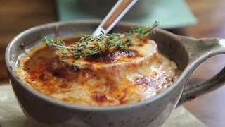 Soup Recipes - How To Make French Onion Soup