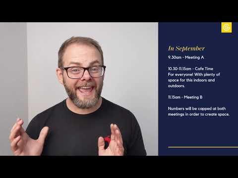 Update: Plans for September