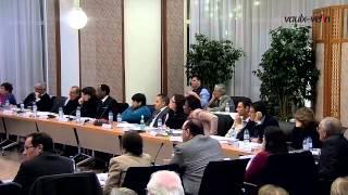 Conseil municipal<br/>  18 décembre 2014