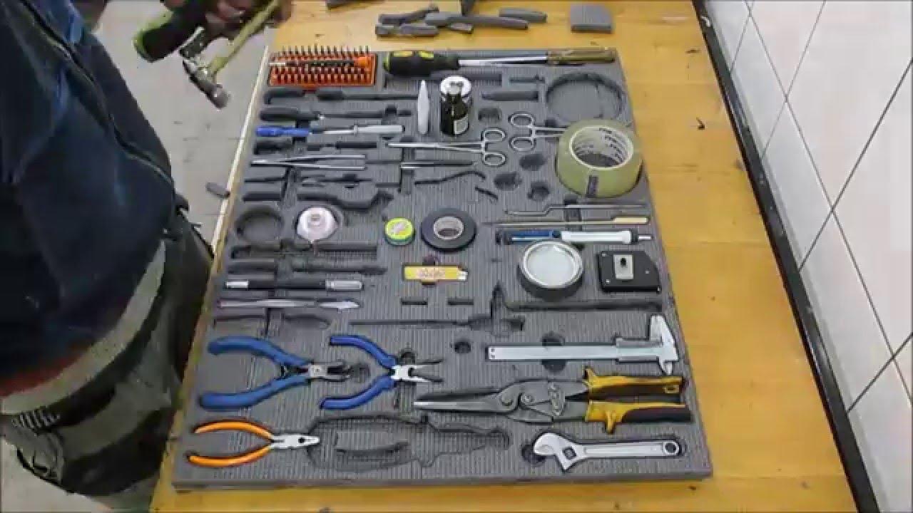 Своими руками кейс для инструментов