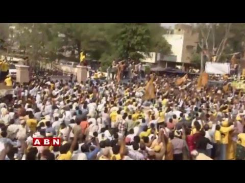 CM Nara Chandrababu Naidu live from Sattenapalle, Guntur district