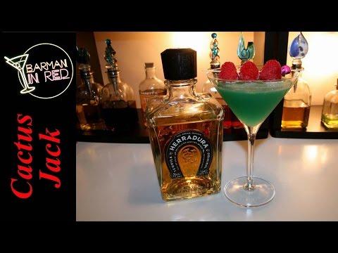Cocktails con Tequila - Coctel Cactus Jack