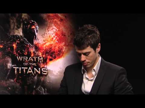 Toby Kebbell Interview -- Wrath Of The TItans - YouTube
