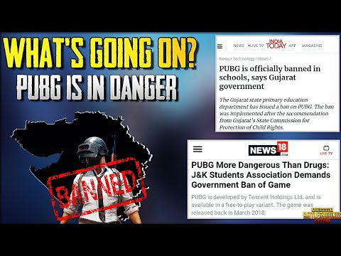 PUBG Can Be Banned In India | After J&K Gujarat Becomes 2nd State To Officially Ban PUBG
