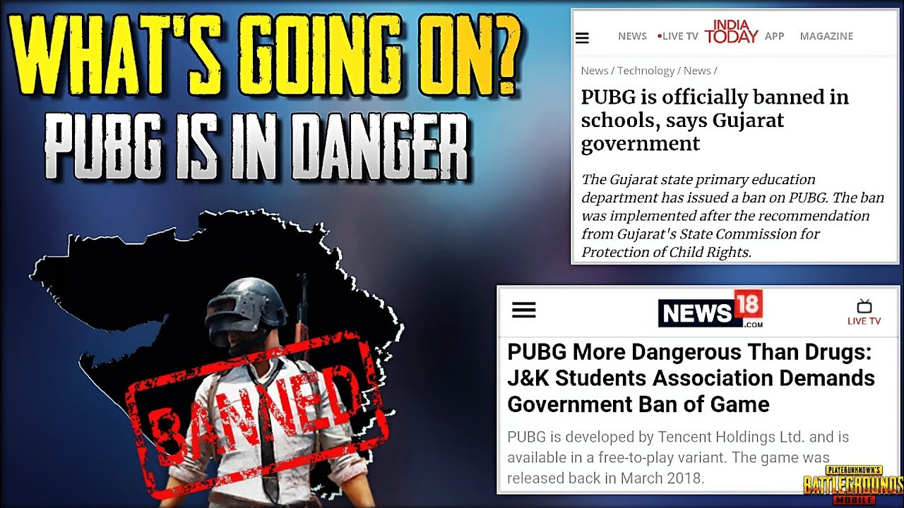 Pubg Can Be Banned In India After Jk Gujarat Becomes 2nd