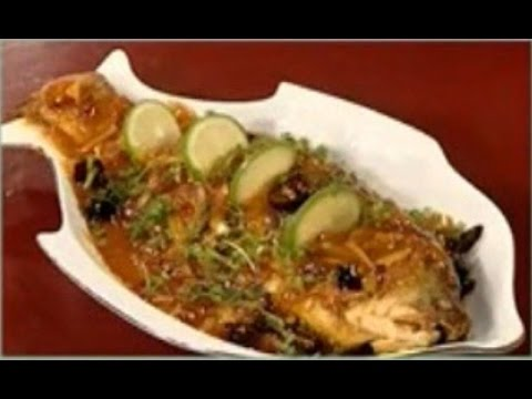 Mandarin Whole Fish (ম্যান্ডারিন হোল ফিস) Recipe Ft. Amader Rannaghor