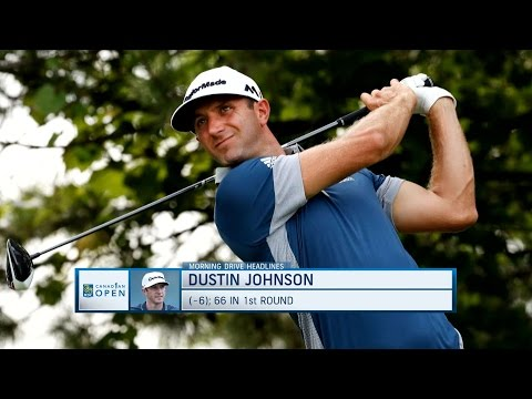 Dustin Johnson shares lead at 2016 RBC Canadian Open | Golf Channel