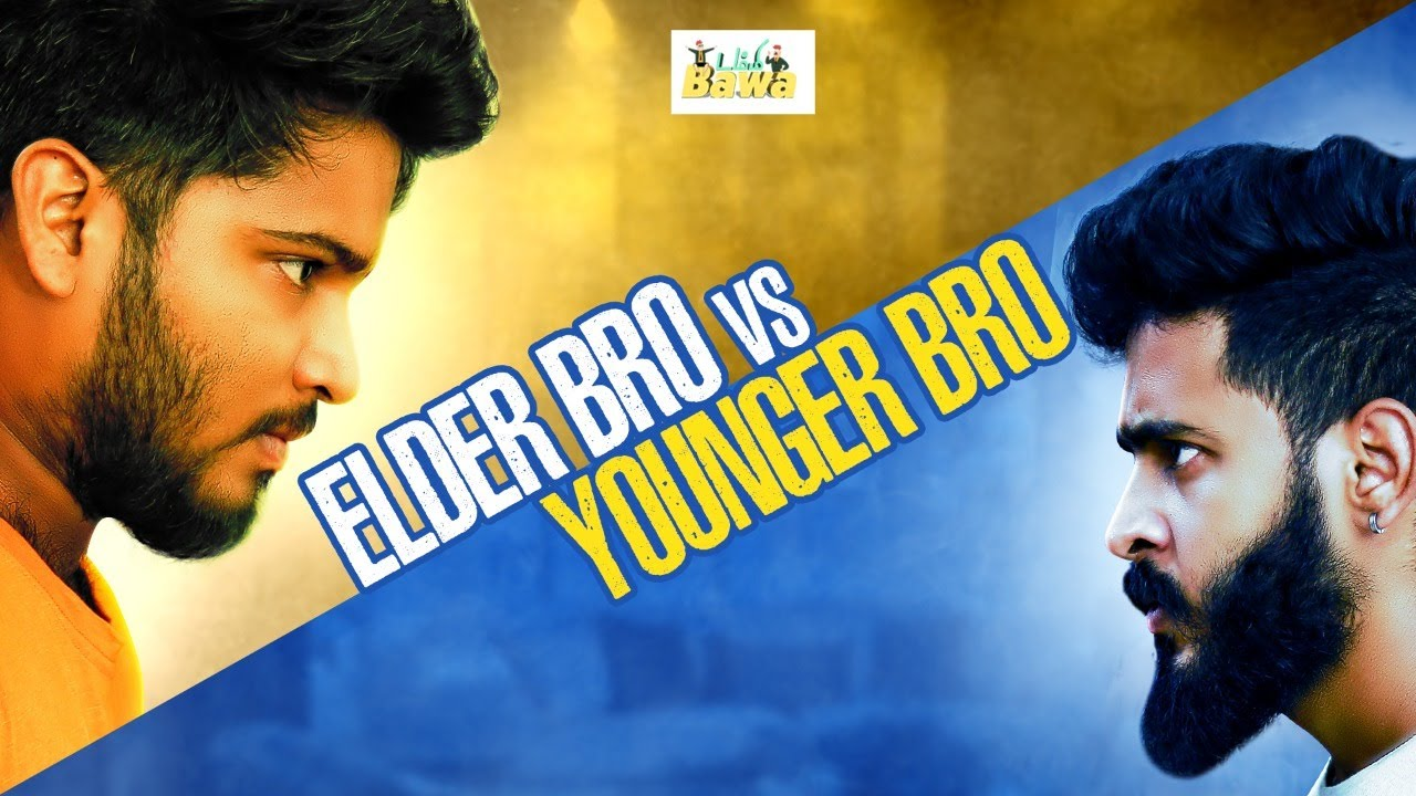 ELDER BRO vs YOUNGER BRO | ft.BAWAS | Dummy Bawa | Balaji Sha | Madhan Kumar
