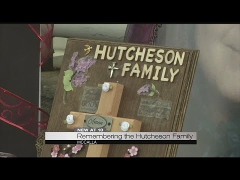 McCalla remembers Hutcheson family at candlelight vigil