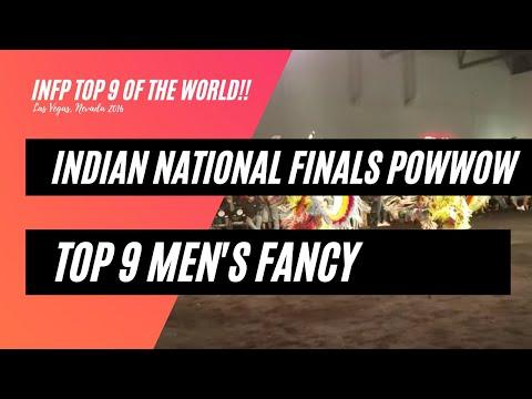 INFP 2016 Top 9 Men