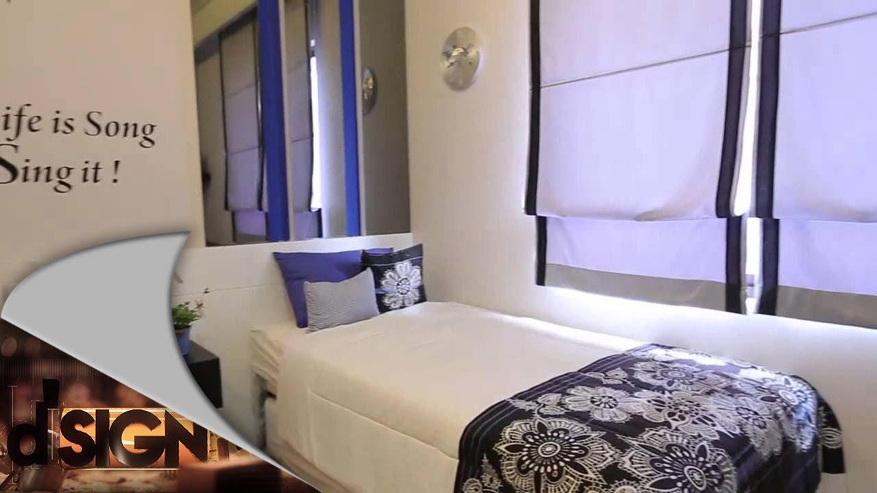 dsign kamar tidur youtube