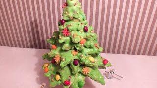 Торт Елочка Новогодние рецепты