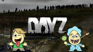 DayZ | Surviving The Zombie Apocalypse | Day 2: Ch. 3 | w/ Sweet & BigDog
