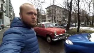 Долгожданная наклеечка и променад по набережной)
