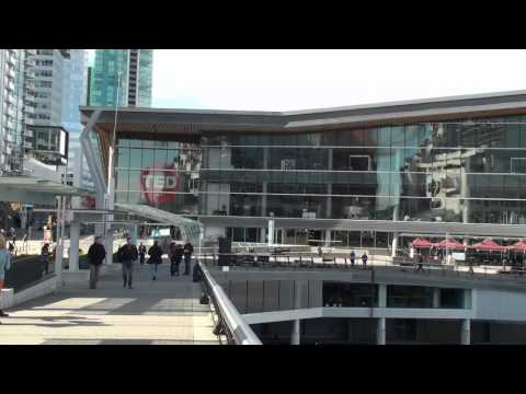 Vancouver Convention Centre Scores TED