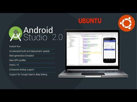 How to install Android Studio on Ubuntu 16.04 /15.04 / 14.04