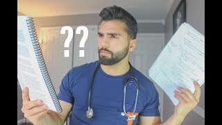 How Do I Study? Tips from a Med Student
