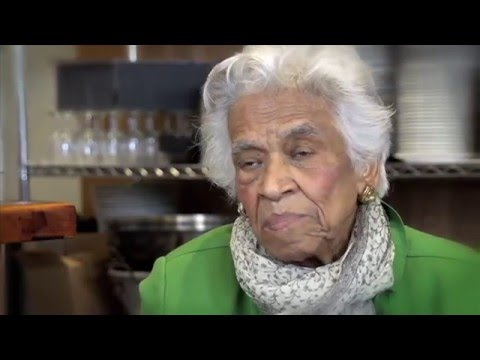 GCIA, Leah Chase Interview in New Orleans