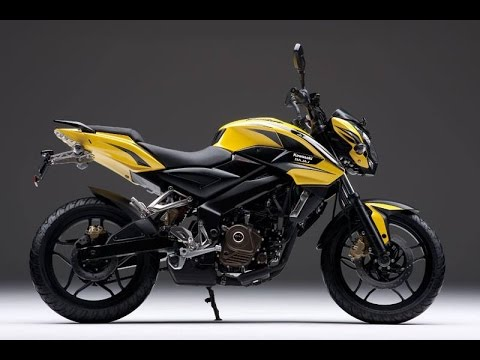 Our Kawasaki/Bajaj Rouser 200 NS - Philippines Expat - YouTube