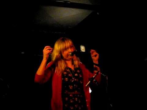 Ashleigh Ball live at The Media Club 3