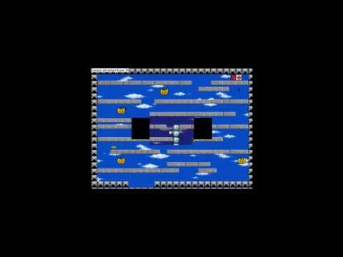 Mi único juego de Game Maker (Hecho hace muchos años) #GameMaker